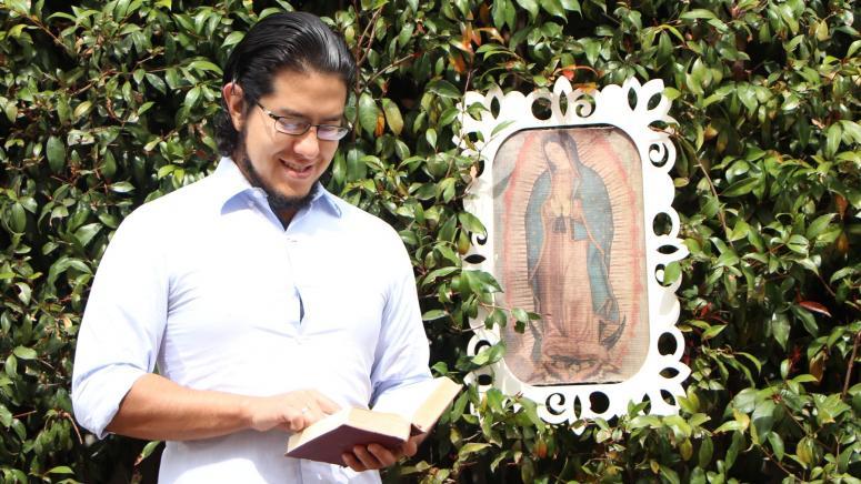 El misterio de María y el Espíritu Santo taught by Mateo García