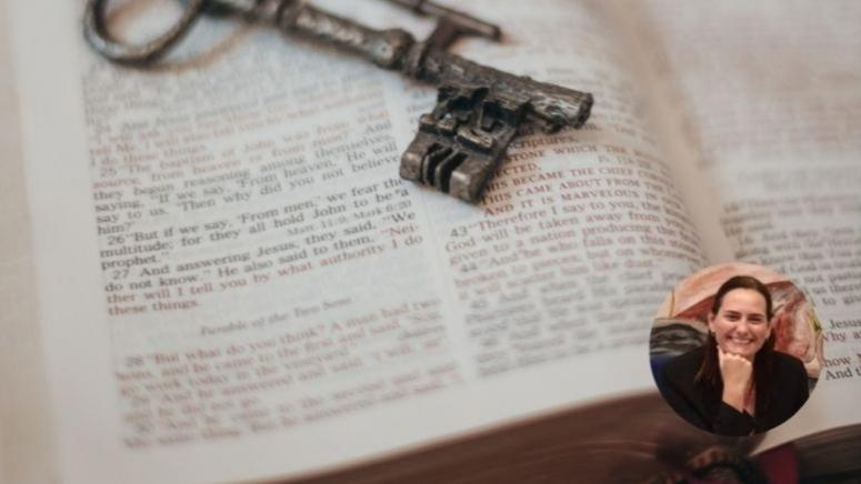 Llaves maestras para entrar en la Biblia taught by Andrea Canales Emody