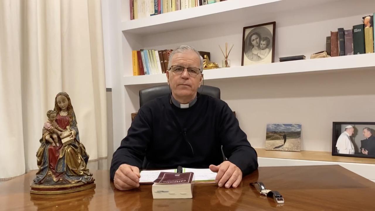 Los sacramentos de la Iglesia Católica shared by Parroquia Santa María De Caná